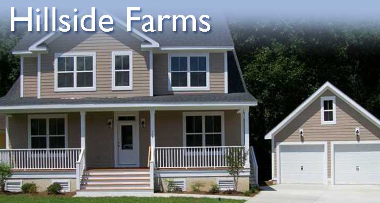 Lots Available at Hillside Farms in Summerville SC